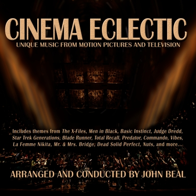 Cinema Eclectic: Unique Music from Motion Pictures and Television